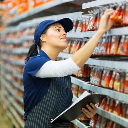 Reponedores para supermercado