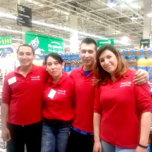 Reponedores Supermercados Felices